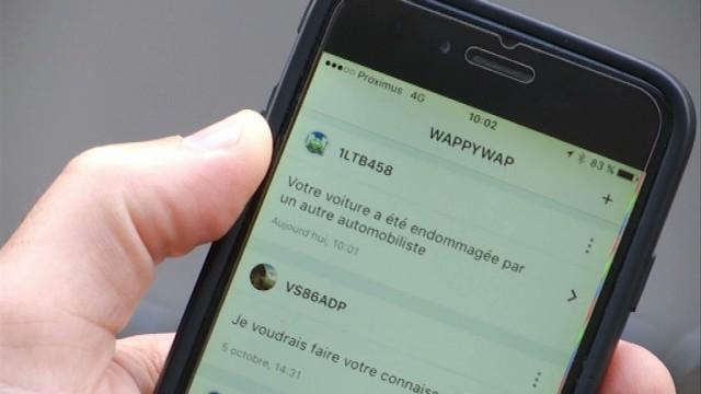 WappyWap : une appli pour contacter le propriétaire d'un véhicule