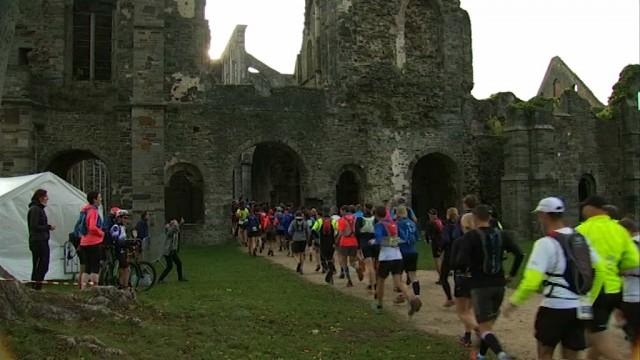 1300 participants au Trail de Villers-la-Ville, un record !