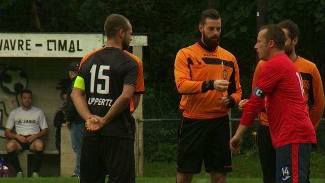 testP2 : Orp-Noduwez prend son premier point à Wavre-Limal (3-3)