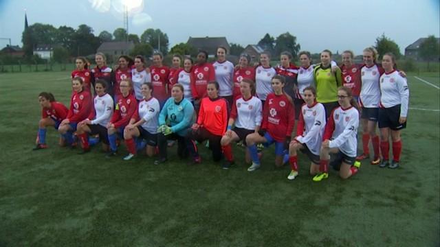 testSC Beauvechain-Chaumont-Ronvau (P3) : deux clubs qui misent sur leurs dames !