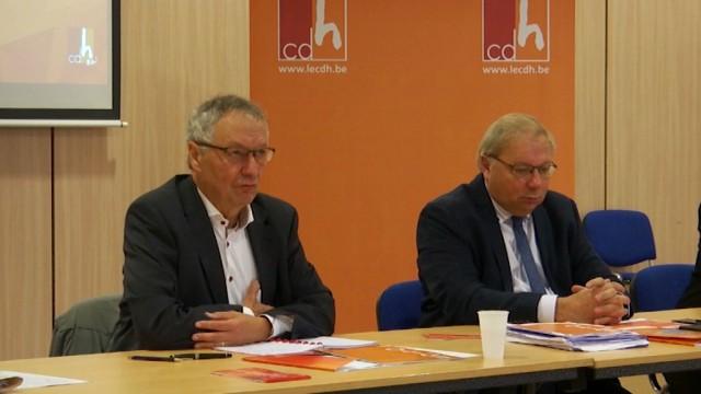 A un an des élections, le cdH Brabant wallon lance la campagne