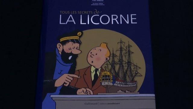 Un livre pour tout savoir des secrets de la Licorne