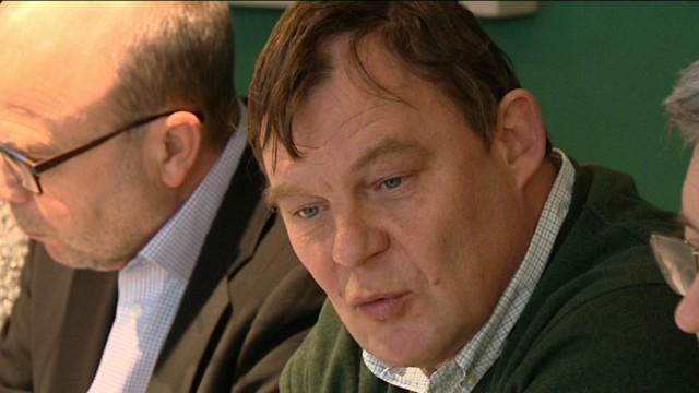 Ecolo visera 5 sièges à Nivelles avec Pascal Rigot en tête de liste