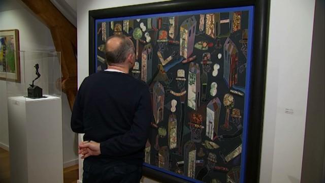 L'Argentin Antonio Segui s'expose à la Fondation Folon de La Hulpe