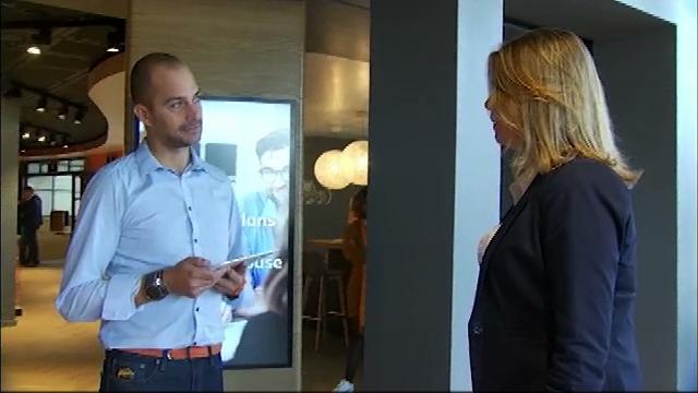 ING innove avec sa première Client House à Wavre