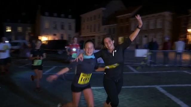 Corrida: plus de 500 coureurs ont (re)découvert Jodoigne la nuit !