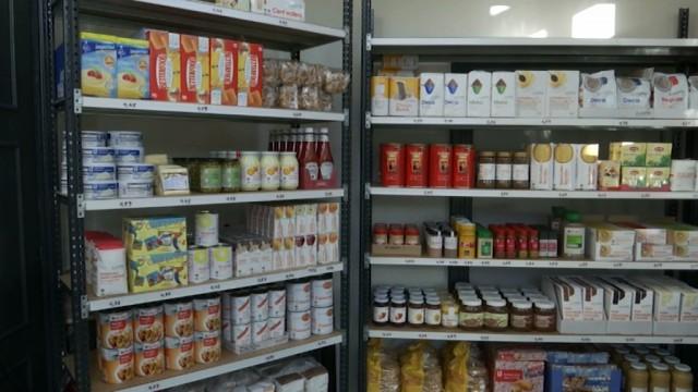 Jodoigne accueille la troisième épicerie sociale de la Croix-Rouge en Bw