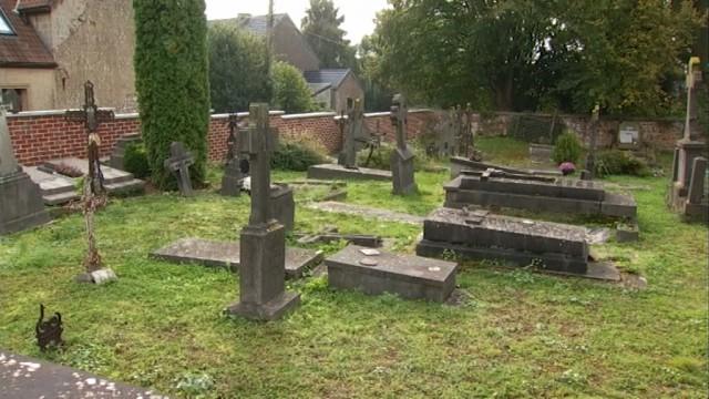 Nivelles mise sur des cimetières nature