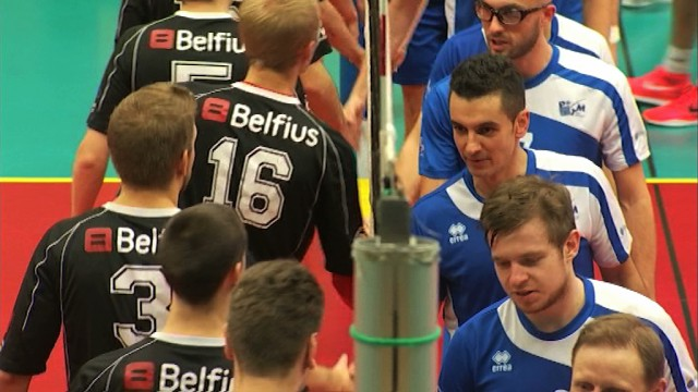 Volley-ball : BW Nivelles flanche face à Mouscron