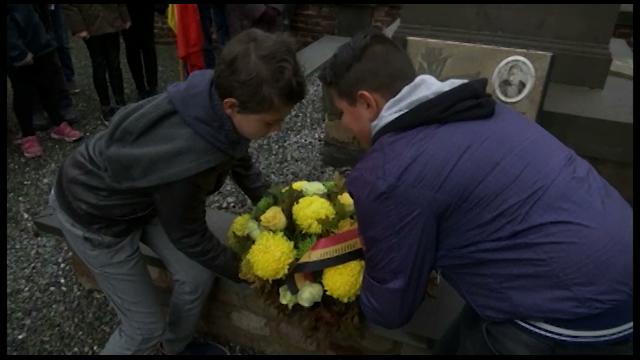 Commémorations du 11 novembre à Hélécine : les 5 monuments aux morts décorés