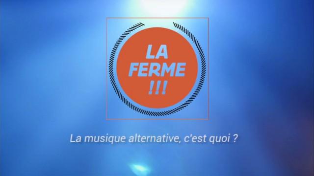 testLa musique alternative c'est quoi ?
