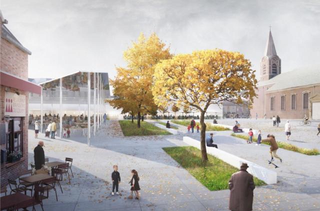 Une vision d'avenir pour le centre de Waterloo : présentation du projet aux habitants