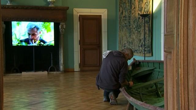 testLe château de La Hulpe fait son cinéma ce week-end
