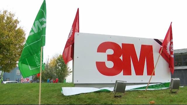 Une lueur d'espoir pour les travailleurs de 3M à Nivelles