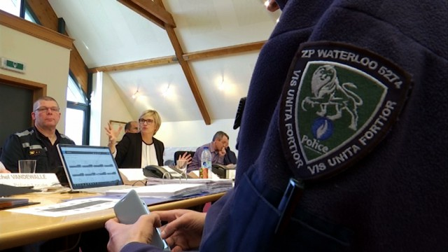 Waterloo teste son plan communal d'urgence