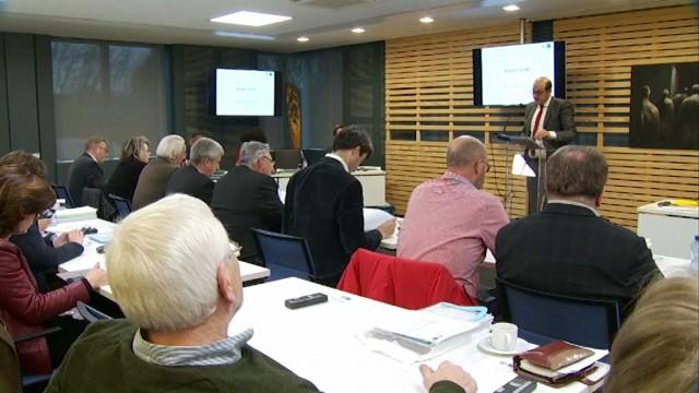 testEcolo et cdH critiquent le budget 2018 de la Province du Brabant wallon