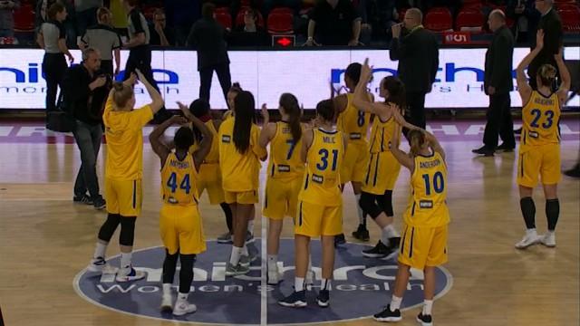 Une première victoire en EuroLeague pour les Castors : tout reste possible !