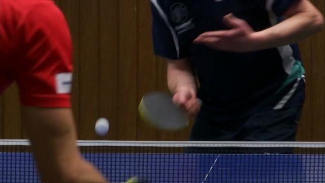 Double objectif en Division 1 de tennis de table pour le CTT Braine