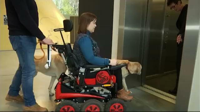 Un accès plus facile pour les personnes handicapées à Ottignies-LLN ?