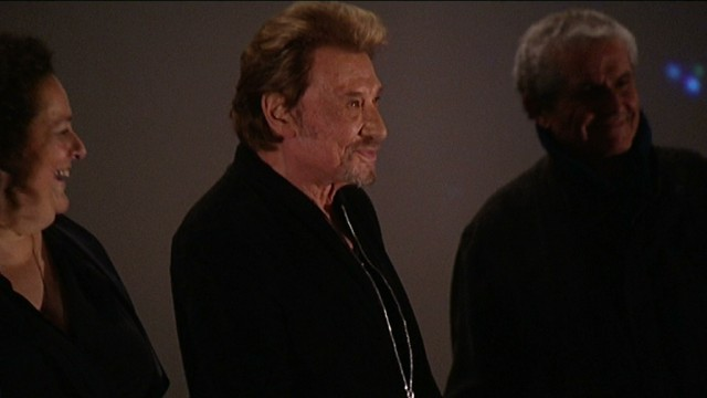 Archives : 31 mars 2014, Johnny Hallyday était à Braine-l'Alleud