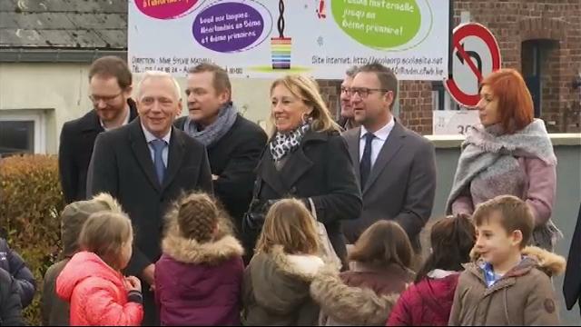testOrp-Jauche : Dernière Joyeuse entrée pour le Gouverneur en Brabant wallon