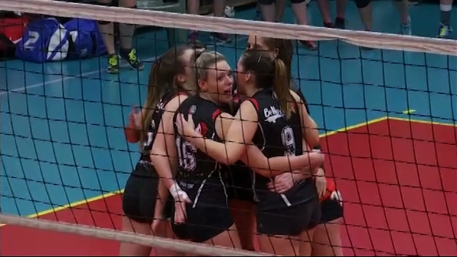 testVolley-ball : Victoire des Dames Nationale 2 du BW Nivelles