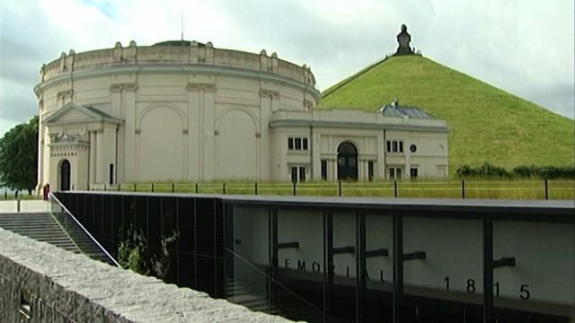 testNouvelle étape dans le processus de professionnalisation du Mémorial de Waterloo