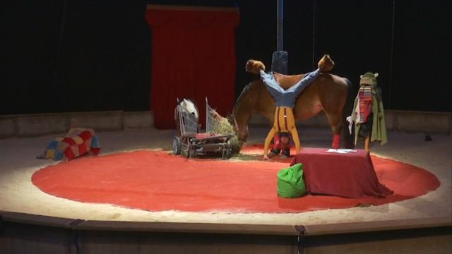 testVillers-la-Ville : le Collectif Azul Bangor en spectacle pour les enfants