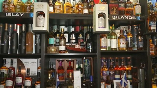 testJauche : We Are Whisky, le paradis des connaisseurs !