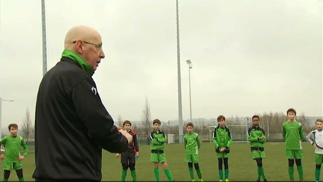 Football : Les joueurs de La Hulpe s'entraînent au centre national de l'Union belge à Tubize