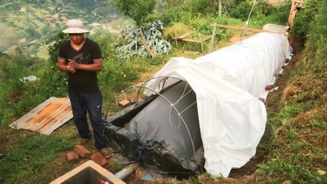 Iles de Paix : Albino Perez, portrait d'un Mac Gyver péruvien