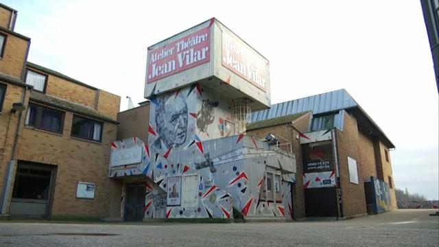 Cécile Van Snick se réjouit du Prêt Culture pour l'Atelier Théâtre Jean Vilar