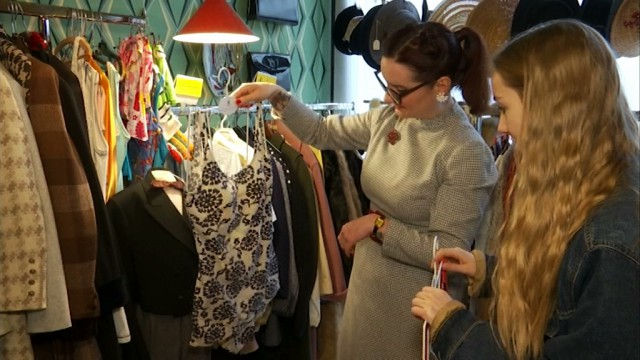testVirginal : Estelle et Gaston Moutarde, la boutique vintage fait le buzz