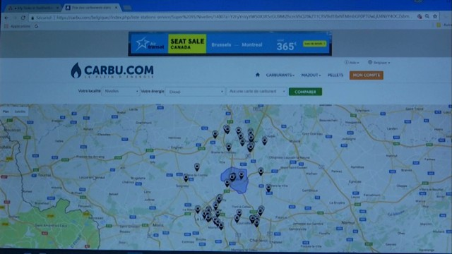 Mont-Saint-Guibert : Carbu.com traque les carburants les moins chers