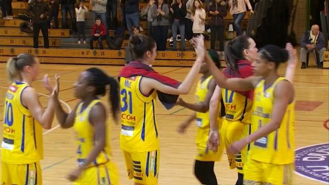 Le Royal Castors Braine gagne avec... 100 points d'avance face au Basket Willebroek !
