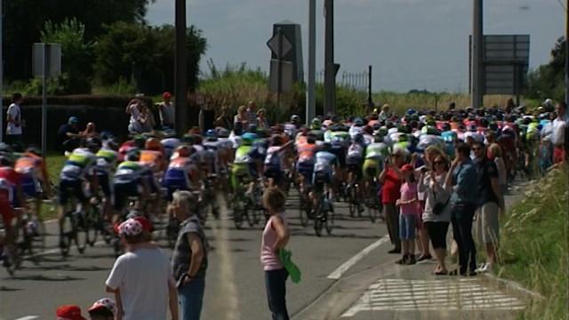 Sur le parcours du Tour de France 2019 en Brabant wallon !