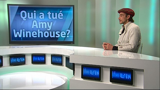 L'Invité : Gauthier Janssen - Qui a tué Amy Winehouse ?