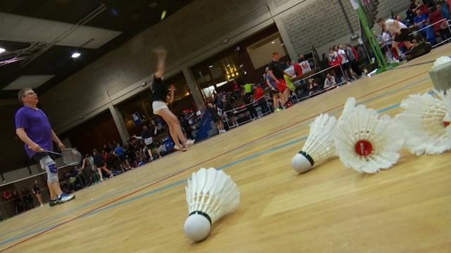 Le Blocry Badminton Club de Louvain-la-Neuve en pleine croissance
