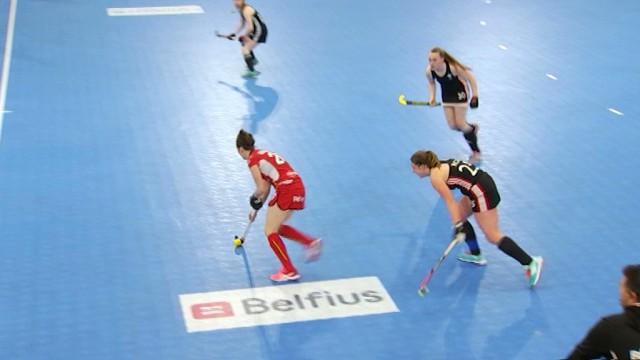 Les Red Panthers et leurs Brabançonnes ont tout gagné à l'Euro Indoor !