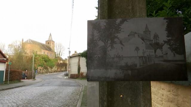 Le passé fait face au présent à Mont-Saint-Guibert