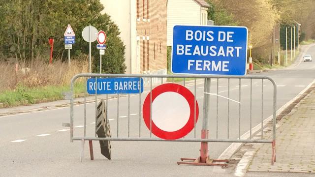 Après le drame, des arbres du Bois de Beausart seront abattus