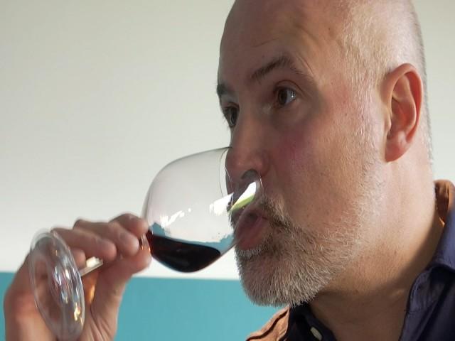 Gaëtan Poels, la passion du vin