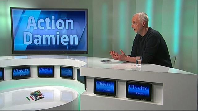 L'invité : Stéphane Steyt - Action Damien