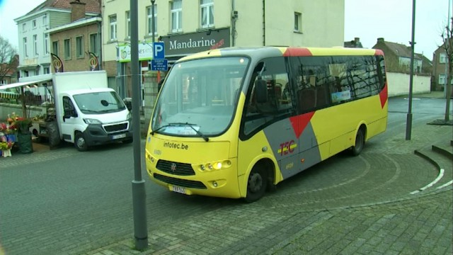 testLa Hulpe : un nouveau proxibus gratuit !