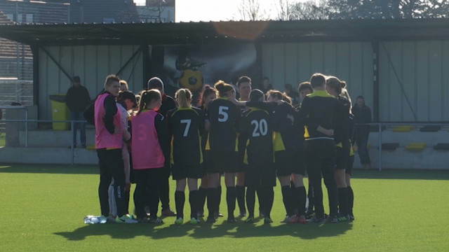 Football féminin : Jodoigne en demi-finale de la coupe de Brabant !