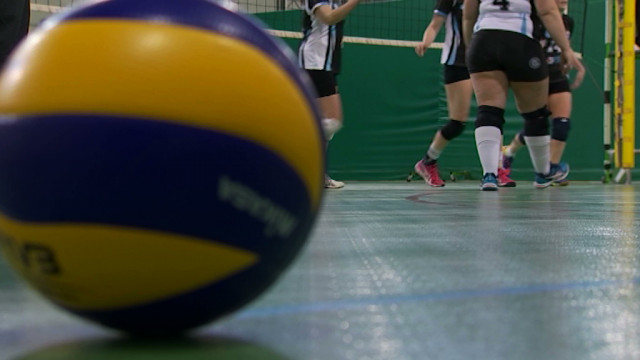 testVolley-ball : victoire facile pour les Smashing Girls face à Sports Evere (D3A nationale Dames)