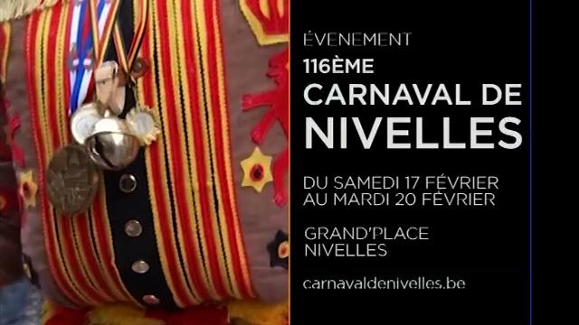 Carnaval, théâtre, musique : que faire ces prochains jours en Brabant wallon ?