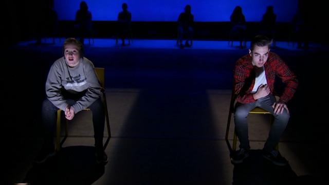 test Le cyberharcèlement au coeur d'une pièce de théâtre à Jodoigne