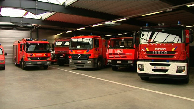 testAprès 10 ans de combat, les pompiers volontaires de Nivelles obtiennent raison !