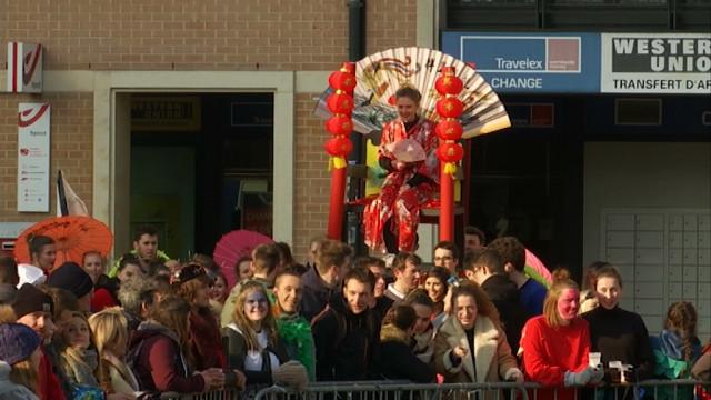 Le carnaval de Louvain-la-Neuve s'adresse désormais à tous !